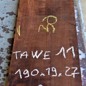 TAVOLA WENGE