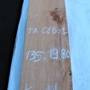 TAVOLA CEDRELLA