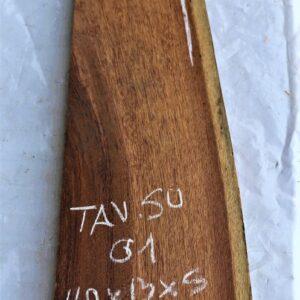 TAVOLA SUCUPIRA